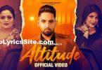 Attitude Lyrics