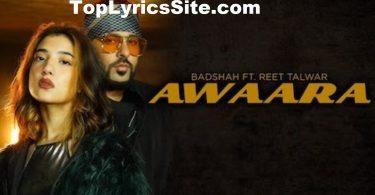 Awaara Lyrics