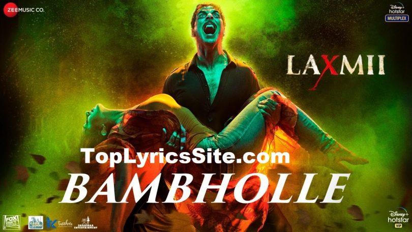 Bam Bhole Lyrics