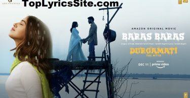 Baras Baras Lyrics