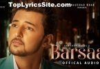 Barsaat Lyrics