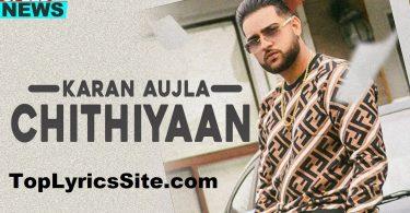 Chithiyan Lyrics