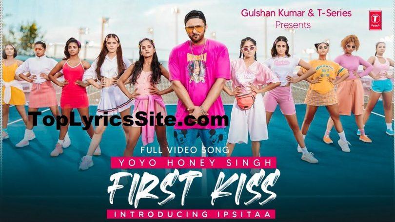 First Kiss Lyrics