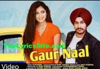 Gaur Naal Lyrics