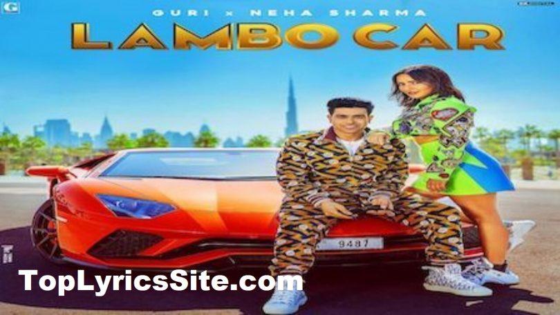 Lambo Car Lyrics