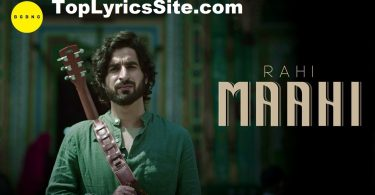 Maahi Lyrics