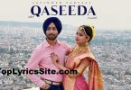Qaseeda Lyrics