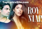 Roya Main Lyrics
