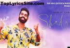 Shadgi Lyrics