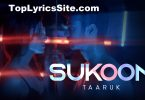 Sukoon Lyrics