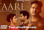Taare Lyrics