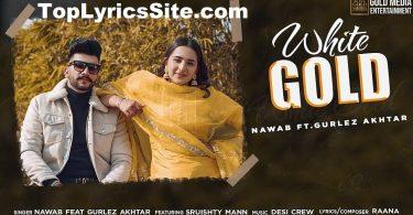 White Gold Lyrics