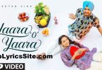Yaara O Yaara Lyrics