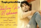 Challon Ke Nishaan Lyrics