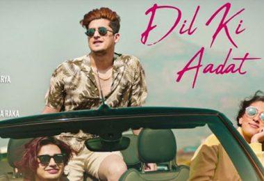 Dil Ki Aadat Lyrics