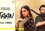 Jaan Lyrics