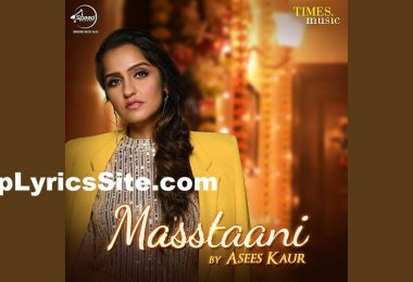 Masstaani Lyrics