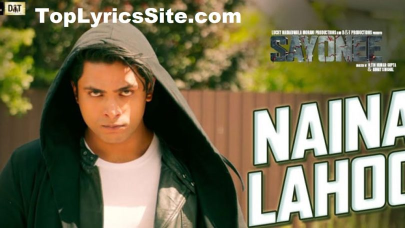 Naina Lahoo Lyrics