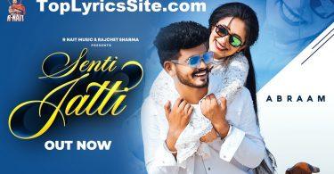Senti Jatti Lyrics