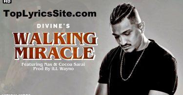 Walking Miracle Lyrics