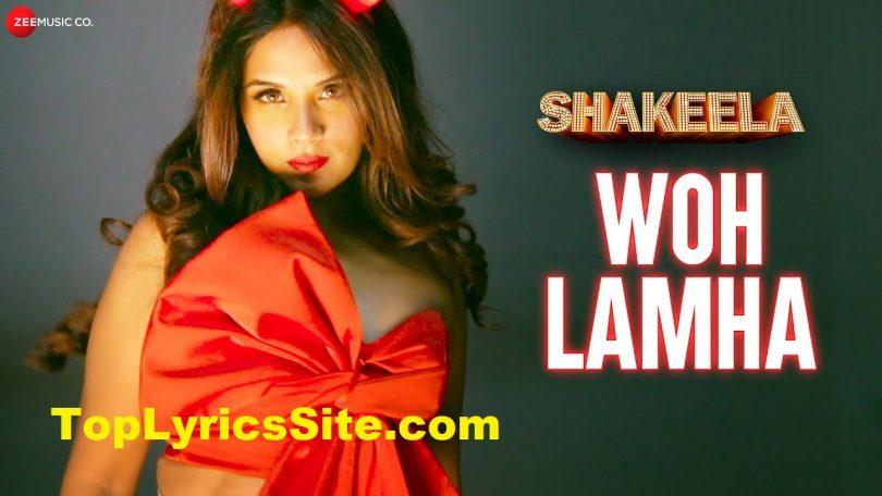 Woh Lamha Lyrics