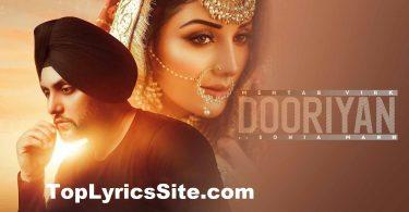 Dooriyan Lyrics
