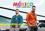 Mexico Lyrics