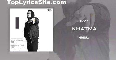Khatma Lyrics