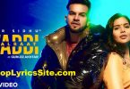 Vaddi Galbaat Lyrics