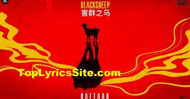 Black Sheep Lyrics