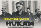 Hukam Lyrics