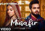 Musafir Lyrics