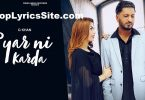 Pyar Ni Karda Lyrics