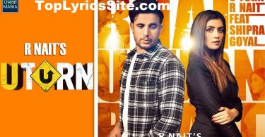 U Turn Lyrics