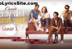 Meray Dost Meray Yaar Season 2 OST Lyrics