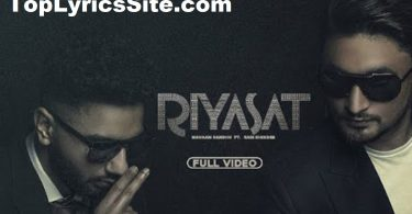 Riyasat Lyrics