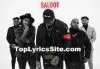 Saloot Lyrics