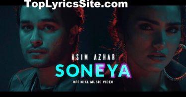 Soneya Lyrics