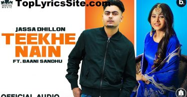 Teekhe Nain Lyrics