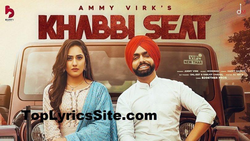 Khabbi Seat Lyrics