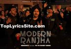 Modern Ranjha Lyrics