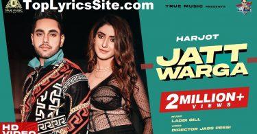 Jatt Warga Lyrics