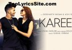 Kareeb Lyrics