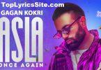 Asla Once Again Lyrics