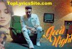 Good Night Lyrics