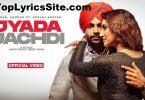 Jyada Jachdi Lyrics