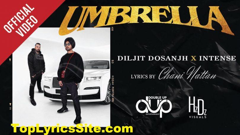 Umbrella Lyrics