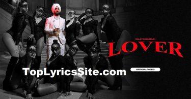 Lover Lyrics