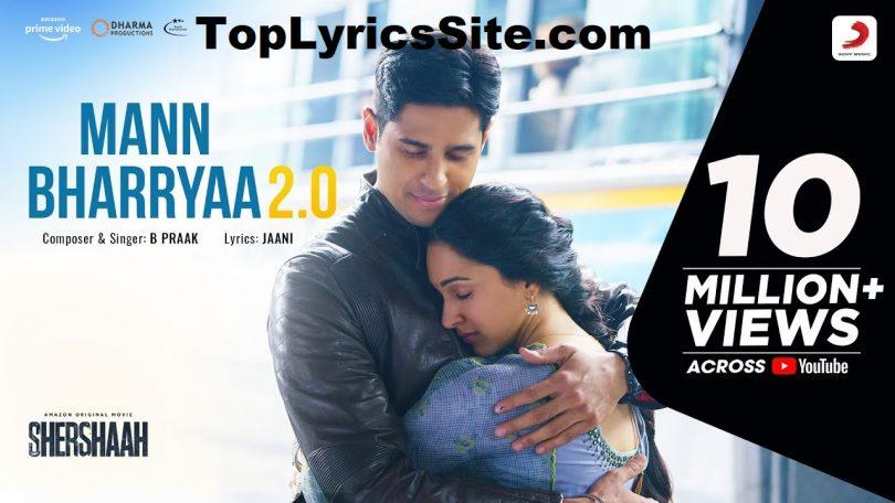 Mann Bharrya 2.0 Lyrics