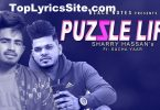 Puzzle Life Lyrics